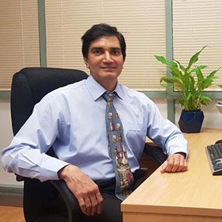 Dr Suhas Mahajan