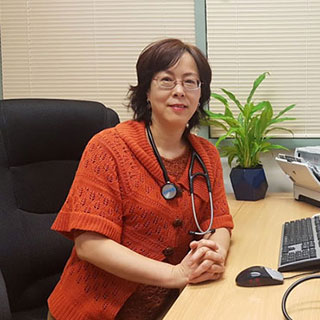 Dr Ming Luo